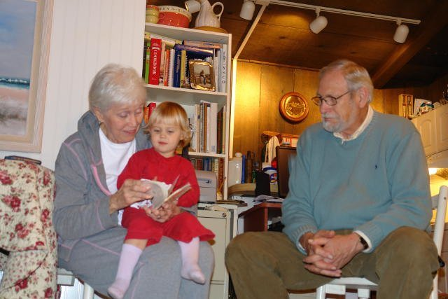 Prawo dziadków do kontaktu z wnukami.