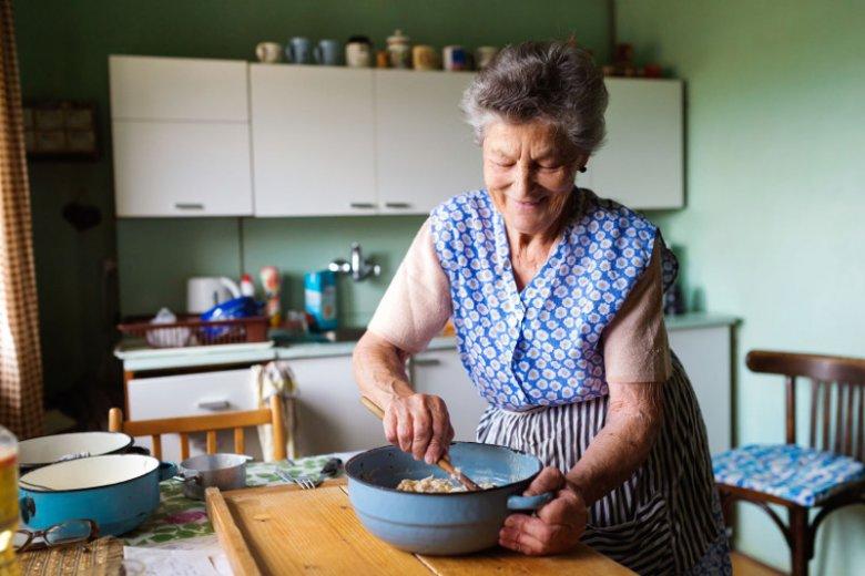 Babcia ma zawsze czas...