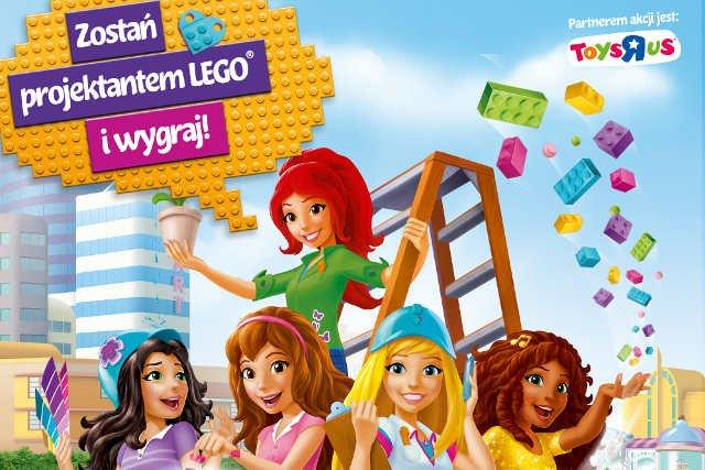 Zostań Projektantem Z Lego Friends Wielki Konkurs Dla Dzieci Na