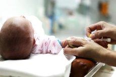 Obecnie wszystkie dzieci objęte są kalendarzem szczepień obowiązkowych