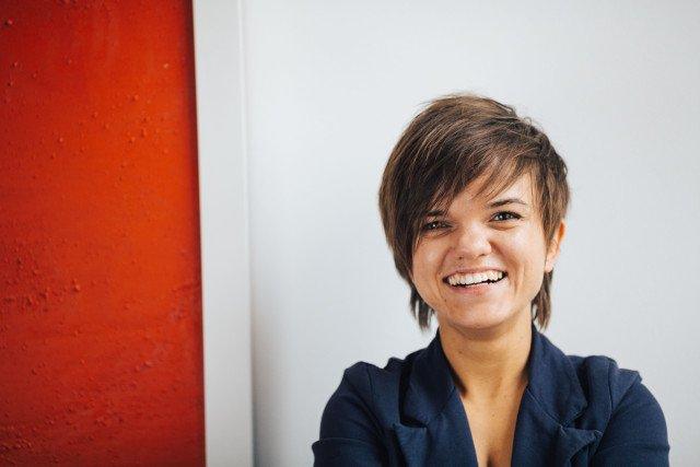 Kasia zrezygnowała z doktoratu na kierunku socjologicznym, ale nie żałuje tej decyzji. Praca w Fundacji jest spełnieniem jej ambicji.