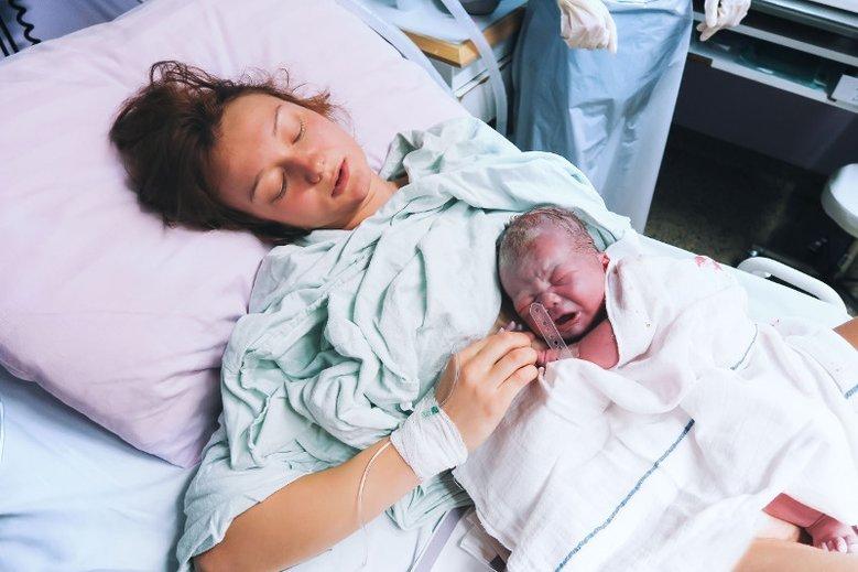 Traumatyczny poród to wciąż częsty problem na polskich porodówkach