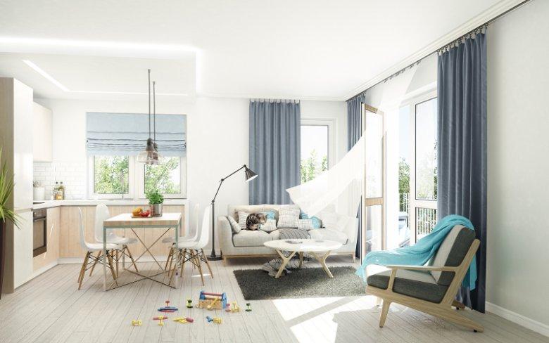 Cały projekt Nowych Odolan składa się z 358 mieszkań i 202 komórek lokatorskich. Budynki posiadają od 3 do 8 kondygnacji naziemnych wraz z parterem oraz 2 tworzące platformę garażową (401 miejsc postojowych) kondygnacje podziemne