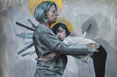 """""""Pierwsze dźgnięcie"""" – ten obraz poruszył wielu rodziców"""