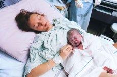 Nowe procedury zaniechania parcia przez kobiety w trakcie porodu, przynoszą fantastyczne efekty.