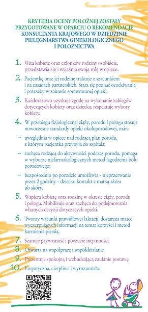 Kryteria oceny położonych