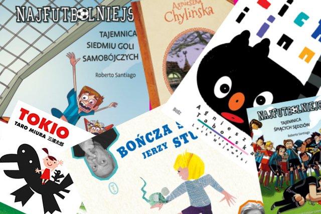 Nowości wydawnicze dla dzieci - Jesień 2014.