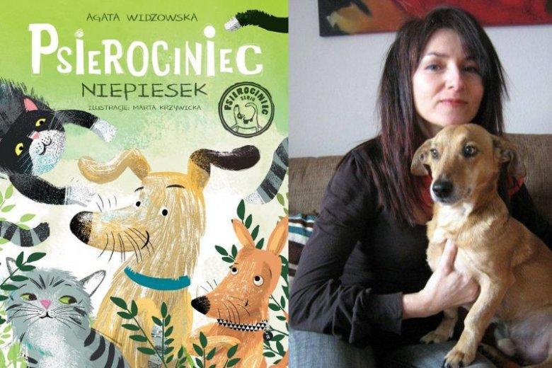 ''Niepiesek'' to trzeci tom stworzonej przez Agatę Widzowską serii ''Psierociniec'' – ilustrowanych książek uczących małych czytelników empatii i wrażliwości