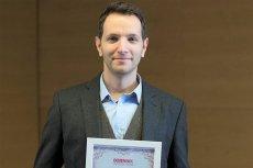 Lekarz Dawid Ciemięga jest znanym i cenionym pediatrą