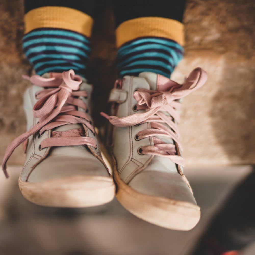 Czy Kupowac Uzywane Buty Dla Dziecka Odpowiada Fizjoterapeutka Mamadu Pl
