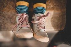 Czy kupować dziecku używane buty?
