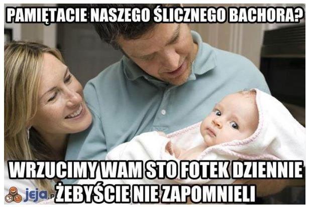 Nadgorliwość rodziców to już temat na memy