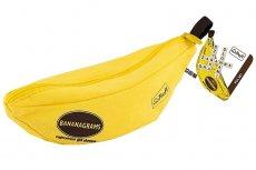 Bananagrams nosi miano ''najszybszej gry słownej''. Polegająca na układaniu krzyżówki gra jest szybka, emocjonująca, zabawna oraz edukacyjna.