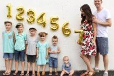 Jessica Roberts z mężem i… 7 swoich dzieci.