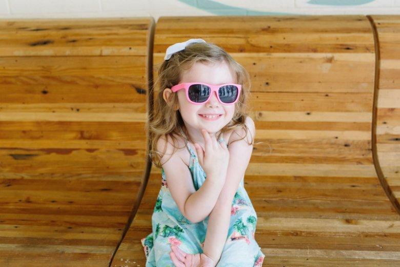 Babiators to marka okularów przeciwsłonecznych amerykańskiej firmy. Wykonane z elastycznej gumy chronią całkowicie przed szkodliwym promieniowaniem UV, nie zniekształcając przy tym widzianego obrazu