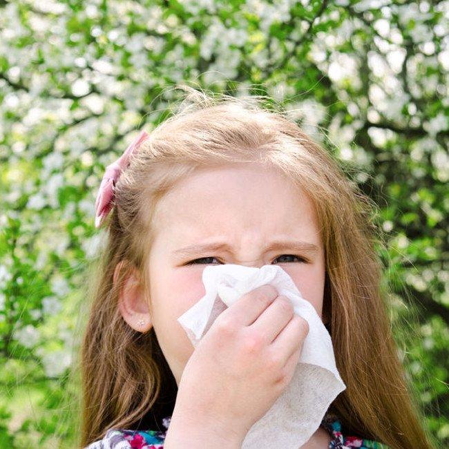 Co pyli w marcu? O alergii u dziecka