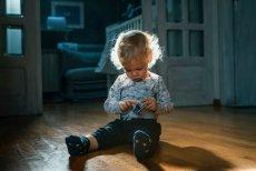 Dzieci lubią zabawy z wykorzystaniem konkretnych przedmiotów