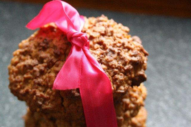 Ciasteczka owsiane - dzieci je uwielbiają.