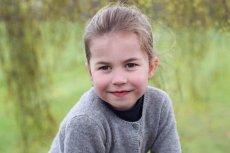 Księżniczka Charlotte w maju skończyła 4 latka.