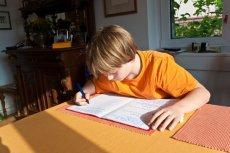 Praca domowa to zmora nie tylko dzieci, ale i rodziców