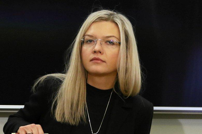 Małgorzata Wassermann o ograniczeniu internetu