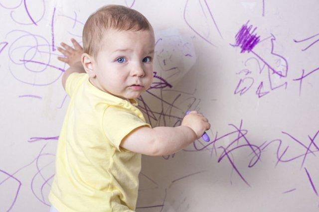 Dzieci nie posiadają jeszcze zdolności do logicznych i zrównoważonych zachowań.