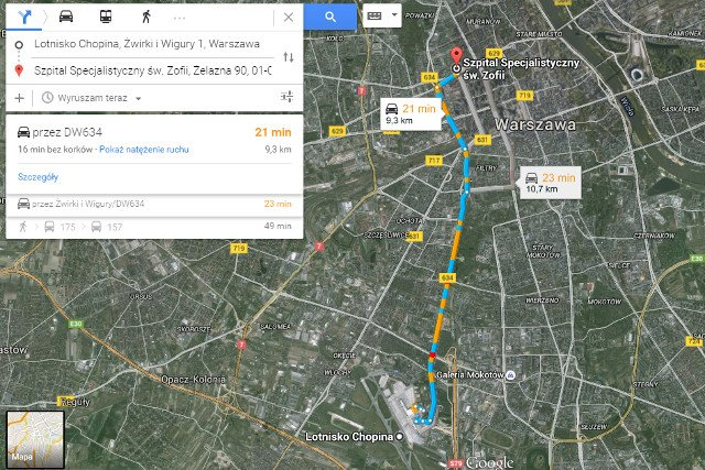 Fot. Screen z [url=http://bit.ly/1HQ0ET4]Google Maps[/url]