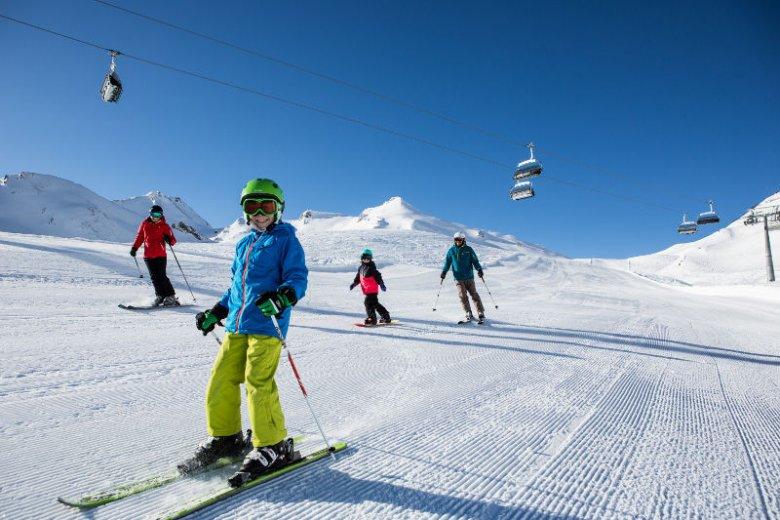 Austriacki region Serfaus-Fiss-Ladis to miejsce, które spełni oczekiwania całej rodziny.