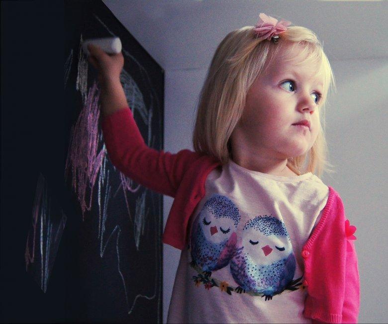 Czarny kolor w świecie dziecka?