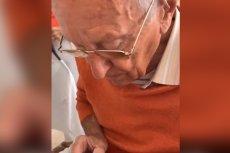 Każdy chciałby mieć takiego dziadka jak Ayla. Albo męża!
