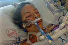 Shannon spędziła w szpitalu ponad tydzień