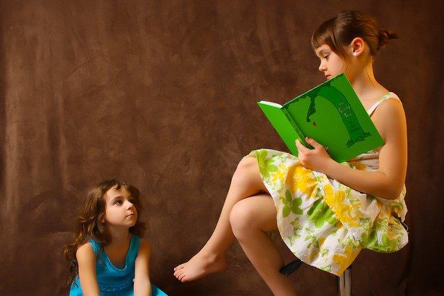Dzieci lgną do książek - wystarczy im je tylko (i aż) udostępnić.
