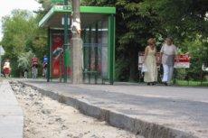 Oburzenie mieszkanki Poznania na przystanku.