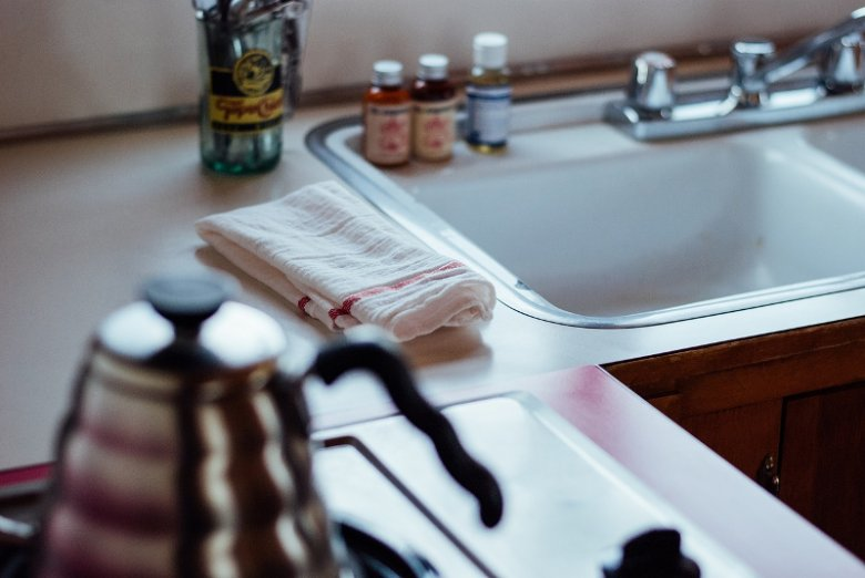Jak często prać ścierki?