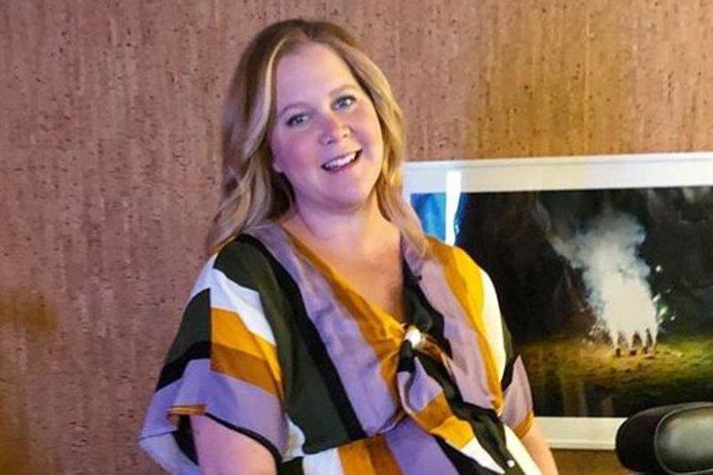 37-letnia Amy Schumer 5 maja urodziła pierwsze dziecko