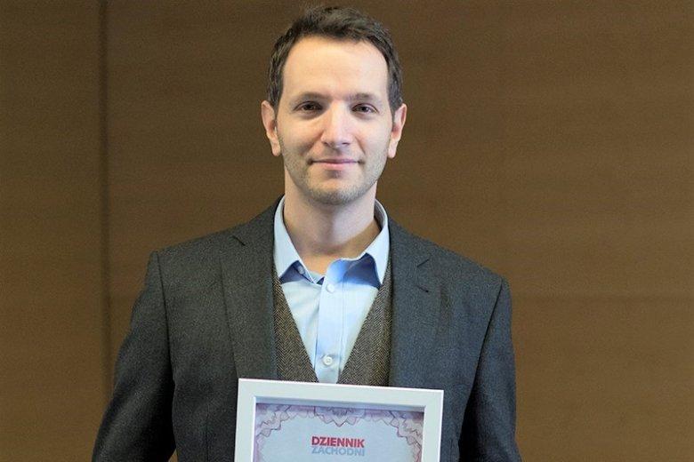 Dawid Ciemięga jest pierwszym lekarzem, który pozwał przedstawicieli ruchu antyszczepionkowego w Polsce.