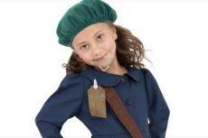 Kostium Anny Frank w ofercie na Halloween.