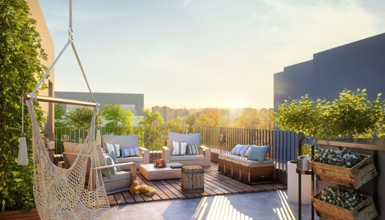 Na powierzchnię dodatkową Nowych Odolan mają składać się tarasy, balkony i ogródek. Osiedle mieszkaniowe na Woli ma zostać w dużej części wygrodzone
