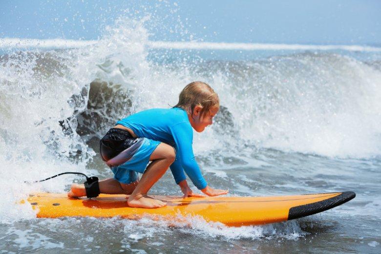 Prywatna polisa przyda się, gdy na wyjeździe dziecko będzie uprawiało sporty podwyższonego ryzyka