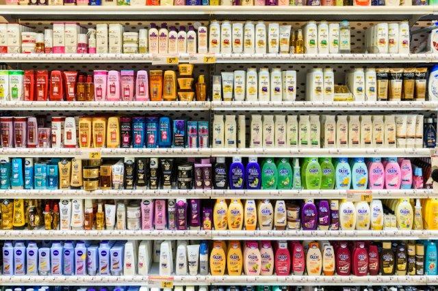 Lista kosmetyków, która zawiera substancje toksyczne.