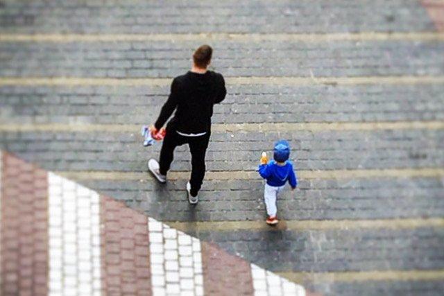Odkąd zostałem ojcem, zacząłem zauważać zachowania społeczne, na które wcześniej nie zwracałem uwagi.