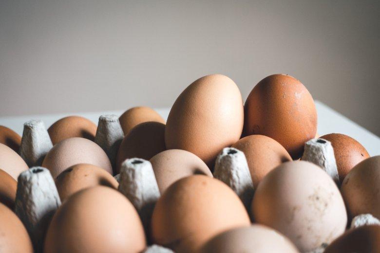 Jajka zostały wycofane ze sprzedaży