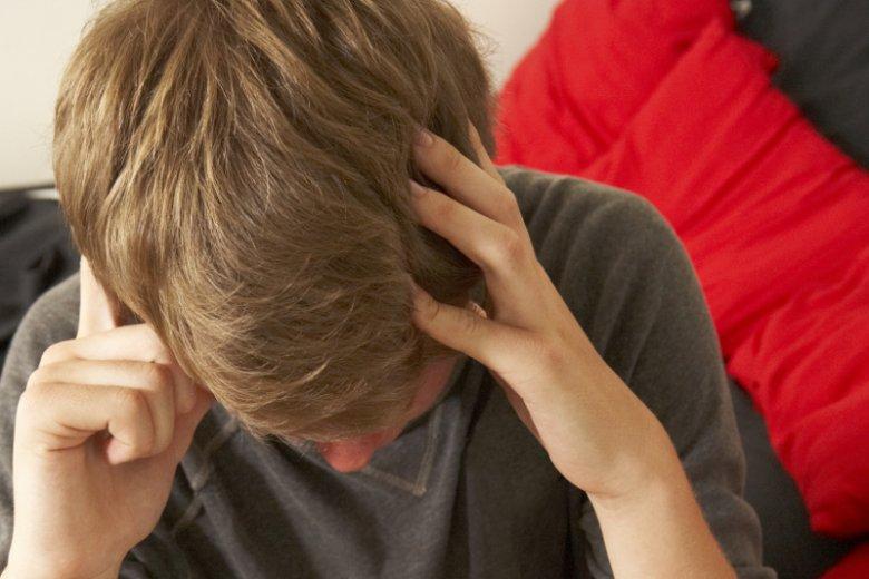 W depresji chory myśli o sobie: jestem do niczego, nic mi się nie udaje.