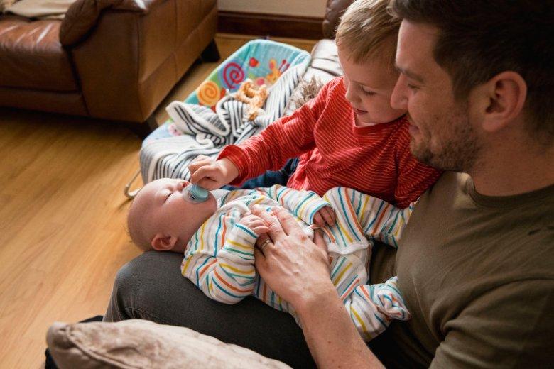 Jak wygląda współczesna rola ojca?