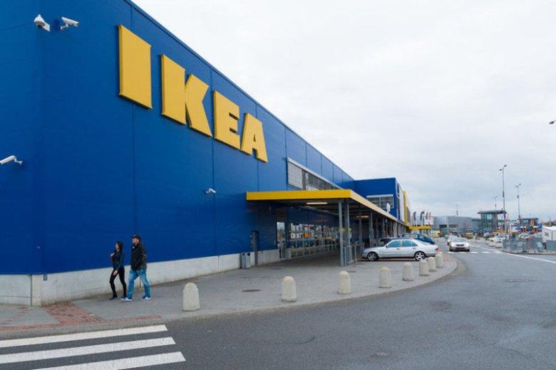 Rabat w Ikea dla ciężarnych.