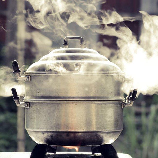 Gotowanie na parze dla najmłodszych