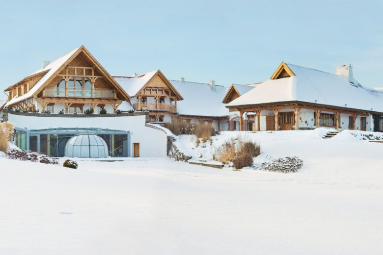 Hotel Głęboczek Vine Resort & SPA oferuje szereg atrakcji z myślą o zimowych feriach