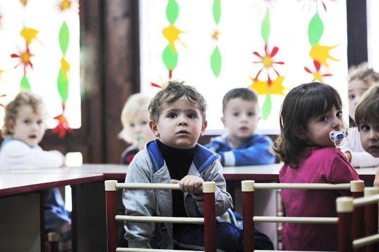 Jak w przedszkolach karane są dzieci, które rozrabiają przy stole?