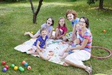 Fot. Magdalena Trebert/ Założycielki mamopracuj.pl ze swoimi dziećmi