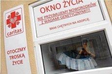 Okno Życia w Radomiu.